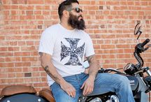 MAN Apparel! / Looking for the perfect MANLY gift? Bottle Breacher had you covered with our NEW line of T-Shirts and other apparel!