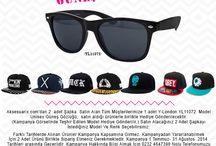 Aksesuarix.com 'dan Gözlük Hediyenizi Aldınız Mı? / Detaylı bilgi için tıklayınız. http://aksesuarix.blogspot.com.tr/2014/07/aksesuarixden-kampanya-hediye.html