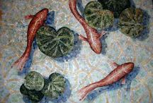 Cerâmica e mosaicos / Utilitários e arte
