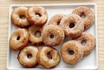 I love doughnuts. / by Elizabeth Rabun