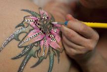 cool tattoos / by Ann-Marie Rogan