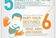 Public speaking / Tips for becoming brilliant at public speaking