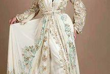 Robes de soirée orientales