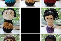 Stitch Lust / Related to or having to do with:  Sewing, quilting, crochet, knitting, embroidery, cross stitch, plastic canvas, amigurumi .... Yarn, thread, floss, needles, looms..... / by Nyci Farren Mann