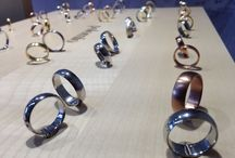 Snubni prateny z kolekce BASIC / Krasne a jednoduche snubni prateny z kolekce BASIC. Materialy pouzite pro tuto kolekci jsou bile zlato, zlute zlato, cervene zlato, ruzove zlato, stribro. Prsteny mohou byt osazeny brilianty a zirkony.