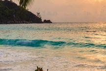 doğa deniz ve ben / renkler