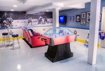 man cave / by SONYA COLLIER