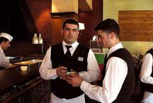 Servers, Waiters, Bartenders