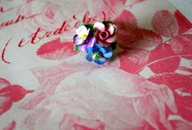 Vintage china jewellery / by Jude's Vintage