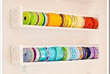 Organize Craft Room  / by Tammy Zeigle