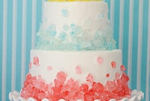 Cakes / by Bea Dostálová