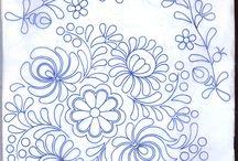 ornamenty - vzory