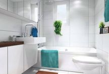 Small bathroom inspo