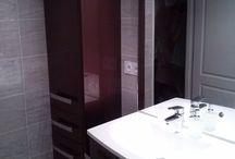 Salle de bains / Aménagement d'une salle de bains