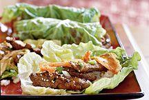 Korean recipes / by Tolona Hunt