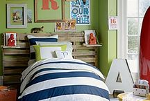 little boys bedroom / by Renee Sims