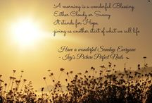 Good Morning Messages / Beautiful and Inspiring quotes to get your amazing day started.