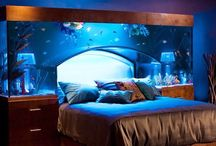 Sleeping under water