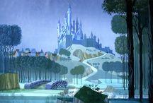 Tutti i luoghi della Disney
