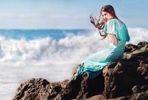 the deep blue sea / by Sedalia Rose