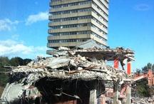 Uitzicht Kempkensberg Groningen / Het uitzicht en de bouw/verbouwing van DUO Groningen