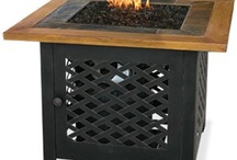 Firepits / by Blue Rhino
