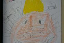 """Portraits de famille / Concours de dessin. """"Portrait de famille""""  selon les enfants"""