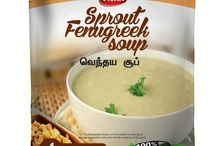 Soups / Collection of 100% natural soups