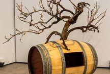 WiNE BARRELS / Les tonneaux de vin Barricas de vino Weinfässer
