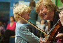 Sunbeams Music Trust / We are proud to support The Coins Foundation - who recently granted £25,000 to Sunbeams Music Trust.  They provide music therapy to children with disabilities.