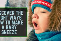 Discover the Right Ways How to Make A Baby Sneeze