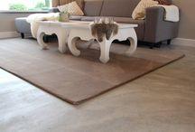 Vloerkleden, carpetten, karpetten