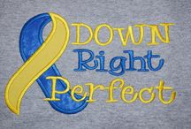 down syndrome / by Kim Woolsey
