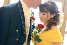 ディズニーウェディング* Disney Wedding