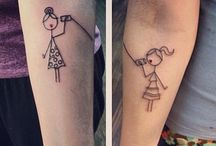 Schwester Tattoos