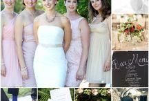 Marin Garden Summer Wedding