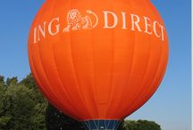 Corporate Advertising / The best way to get your business or brand to the masses is through a hot air balloon