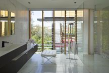Bathroom/Laundry / Altair Louvre Windows are a great idea for wet rooms to reduce the build-up of mould or condensation.