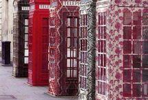 London Calling / by Tahnee ☮ Lazarus
