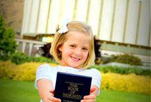 Megan's Baptism Photos / LDS Mormon baptism  / by Elizabeth Johanson
