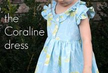 kids clothes and knits