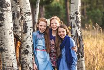 ESTES PARK FAMILY PORTRAIT PHOTOGRAPHY / Estes Park Family Portraits