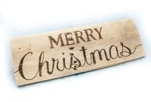 Rustic Christmas Decor / The perfect holiday decorations for your rustic space!