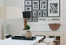 LIVING ROOM / design a inspirace