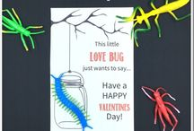 Family Friendly Valentines / Creative ideas for celebrating Valentines Day together as a family. / by Ashley Pichea [Pichea Place]