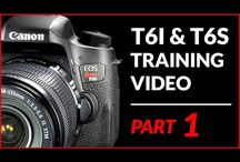 MY CANON 750d camera tips