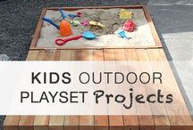 Outdoor: Play Areas/Ideas