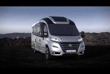 Camping-car , Fourgon aménagé ,