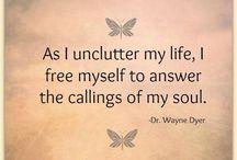C....Being Spiritual