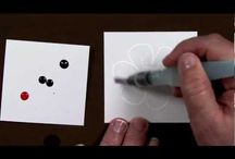 Video Tutorials / Learn how to create using rubber stamps and other Stampin' Up! products!